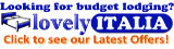 Budget lodging in Italy, Hotels, Farmouses, Holiday Houses, B&B
