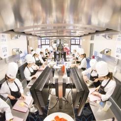 Ifse scuola di alta cucina italiana in turin italy for Scuole di cucina in italia